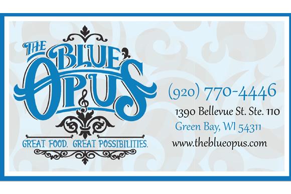 The Blue Opus