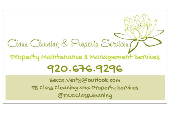 Class Cleaning and Property Service